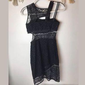Jonathan Simkhai Dresses - Jonathon Simkhai Wire Cutout Mini Dress